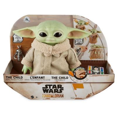 The Mandalorian: Baby Yoda 28 cm Remote Control Electronic Pluche