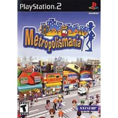 Foto van Metropolismania PS2