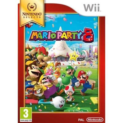 Foto van Mario Party 8 (Selects) WII