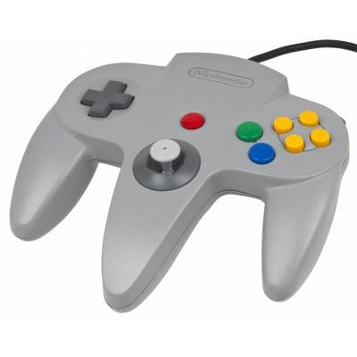 Foto van Nintendo Controller Grijs N64