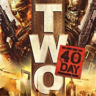 Army Of Two 40 Day PSP