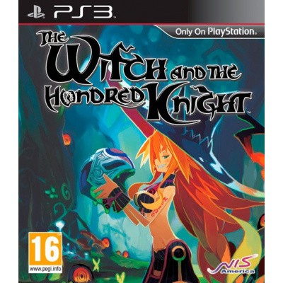 Foto van The witch and the hundred knight PS3