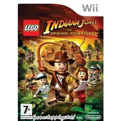 Foto van Lego Indiana Jones The Original Adventures WII