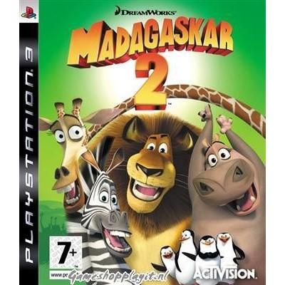 Madagascar-Escape 2 Africa PS3