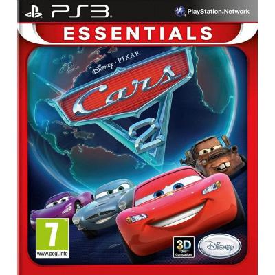 Foto van Cars 2 (Essentials) PS3