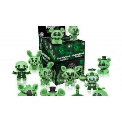 Foto van Pop! Five Nights At Freddy's Mystery Minis Funko FUNKO