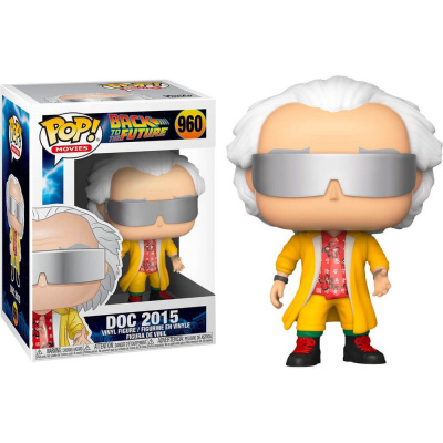 Foto van Pop! Movies: Back to the Future - Doc 2015 FUNKO