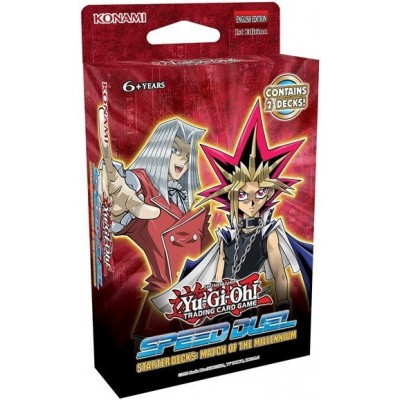 TCG Yu-Gi-Oh! Speed Duel - Match Of The Millennium Starter Deck YU-GI-OH!
