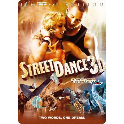 Foto van Street Dance 3D Limited Edition DVD