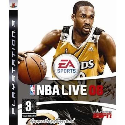 Nba Live 2008 PS3