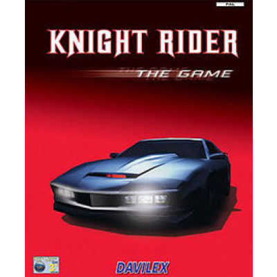 Foto van Knight Rider The Game PC