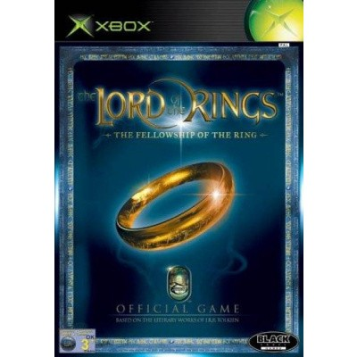 The Lord Of The Rings: The Fellowship Of The Ring XBOX