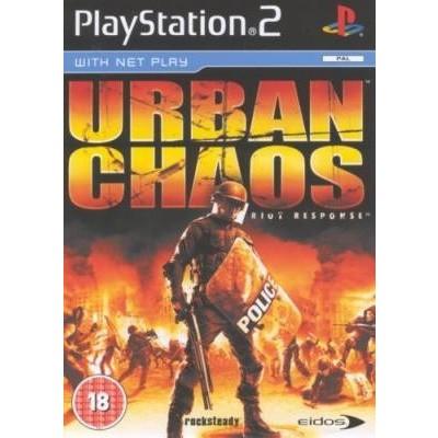 Foto van Urban Chaos: Riot Response PS2