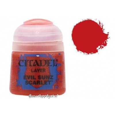 Citadel Layer - Evil Sunz Scarlet CITADEL