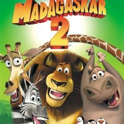 Foto van Madagascar-Escape 2 Africa WII