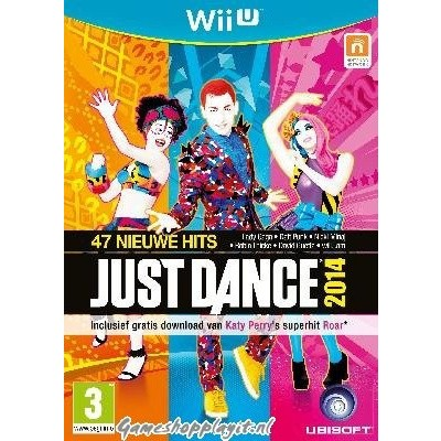 Foto van Just Dance 2014 WII U
