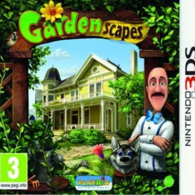 Foto van Gardenscapes 3DS