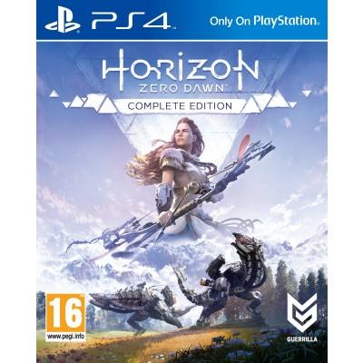 Foto van Horizon Zero Dawn Complete Edition PS4