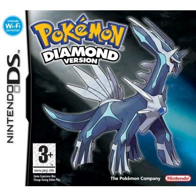 Pokemon Diamond NDS