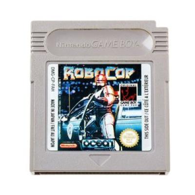 Foto van Robocop (Cartridge Only) GAMEBOY