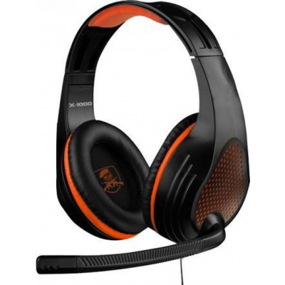 Foto van Subsonic X-Storm X1000 Universal Game Chat Headset PS4