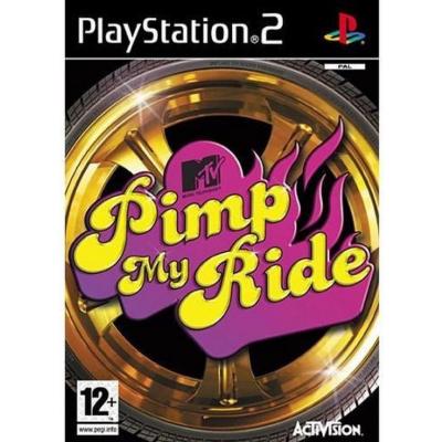 Pimp My Ride PS2