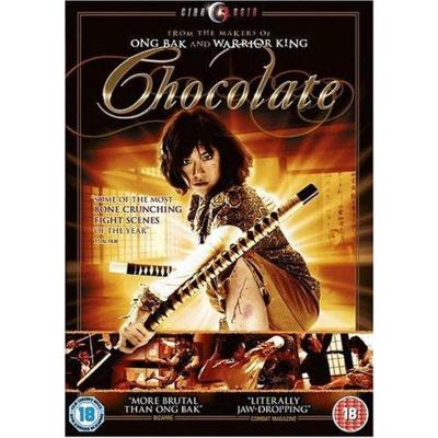 Foto van Chocolate DVD MOVIE