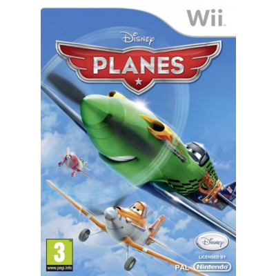 Disney Planes WII