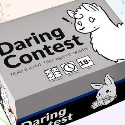 Foto van Daring Contest