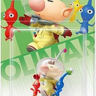 Foto van Amiibo Olimar (Super Smash Bros. Coll.)