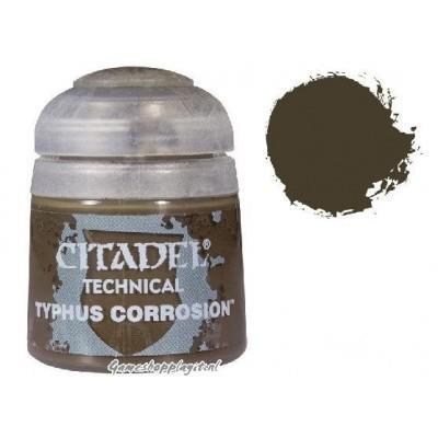 Citadel Technical - Typhus Corrosion CITADEL