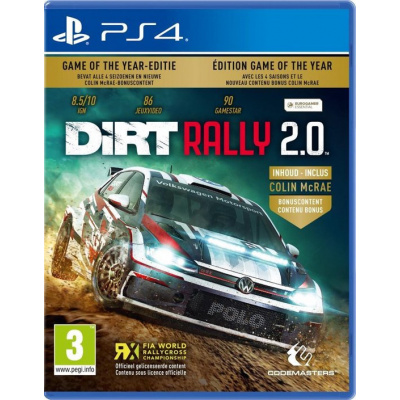 Foto van Dirt Rally 2.0 Game of the Year Edition PS4