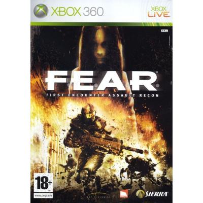 F.E.A.R: First Encounter Assault Recon XBOX 360