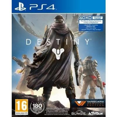 Destiny Vanguard Armoury Edition PS4