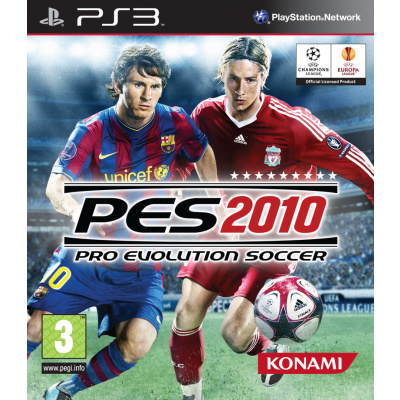 Pro Evolution Soccer 2010 (Pes 2010) PS3