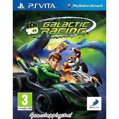Foto van Ben 10 Galactic Racing PSVITA