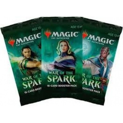 TCG Magic The Gathering Booster Pack - War Of The Spark MTG