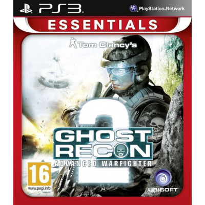 Foto van Tom Clancy's Ghost Recon: Advanced Warfighter 2 (Essentials) PS3
