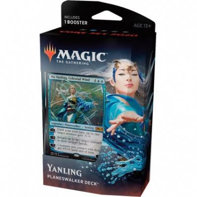 Foto van TCG Magic The Gathering Planeswalker Deck - Yanling MAGIC THE GATHERING