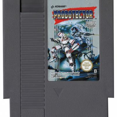 Foto van Probotector (Cartridge Only) NES