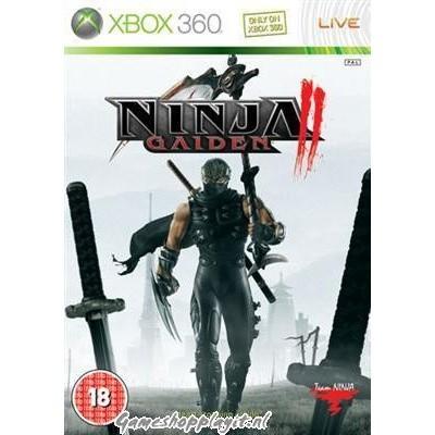 Ninja Gaiden II XBOX 360