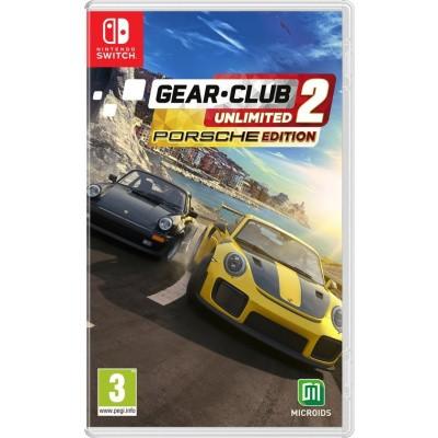 Foto van Gear.Club Unlimited 2: Porsche Edition NINTENDO SWITCH
