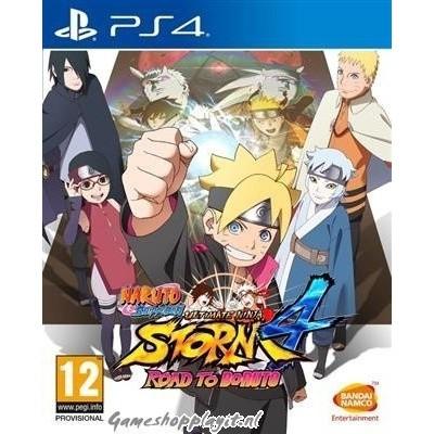 Foto van Naruto Shippuden: Ultimate Ninja Storm 4 Road To Boruto