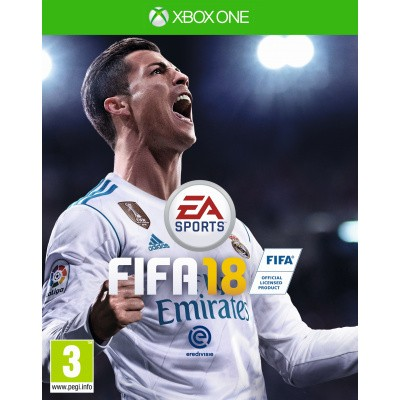 Foto van Fifa 18 XBOX ONE