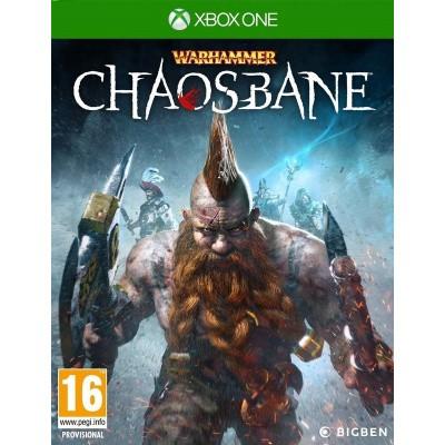 Foto van Warhammer: Chaosbane XBOX ONE