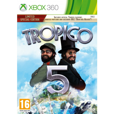 Tropico 5 Day One Bonus Edition XBOX 360