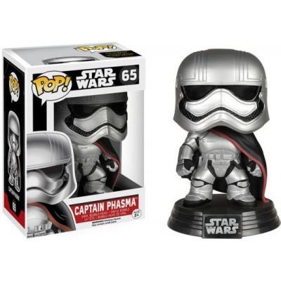 Foto van Pop! Star Wars: The Force Awakens - Captain Phasma FUNKO