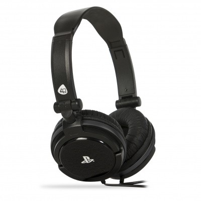 Foto van 4Gamers Pro4-10 Stereo Gaming Headset (Black) PS4