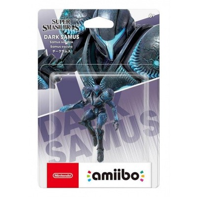 Amiibo Dark Samus (Super Smash Bros. Coll.) AMIIBO