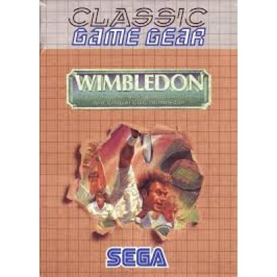 Foto van Wimbledon Classic Game Gear SEGA GAMEGEAR